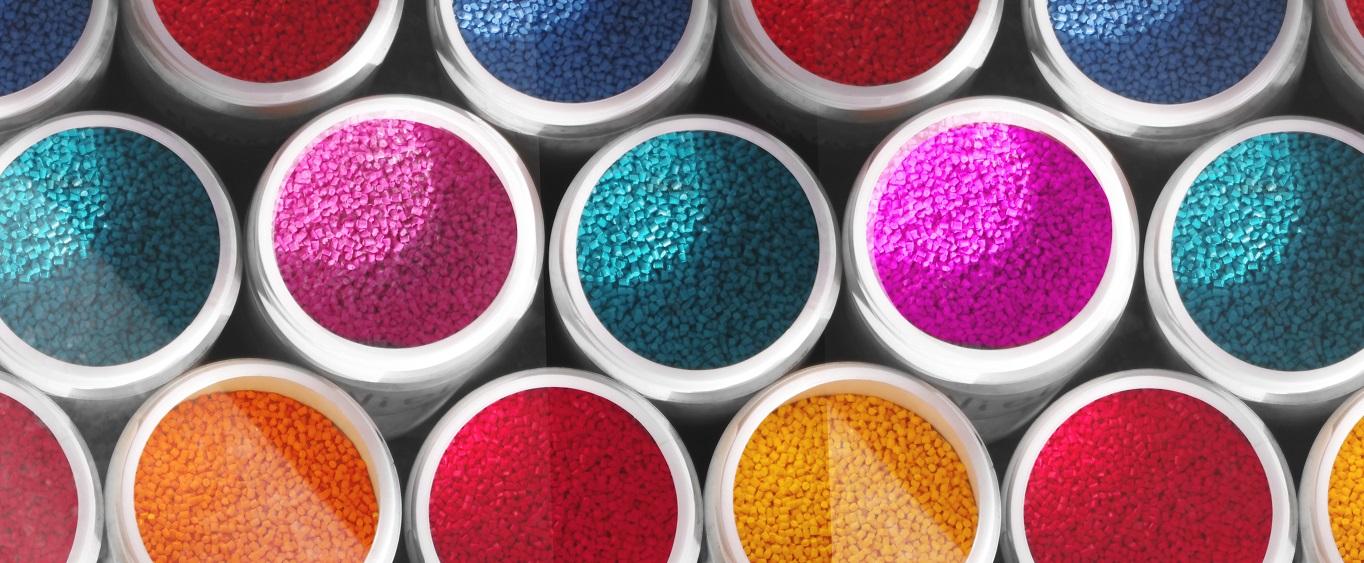 Pigmentos y Resinas
