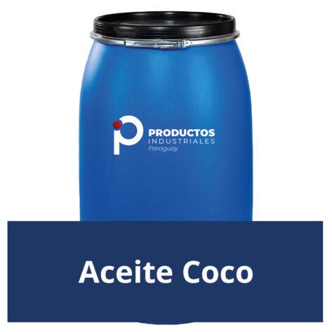 Venta de Aceite Coco en Paraguay