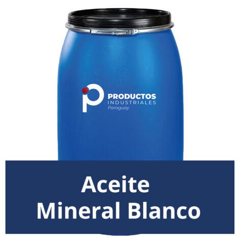 Venta de Aceite Mineral Blanco en Paraguay
