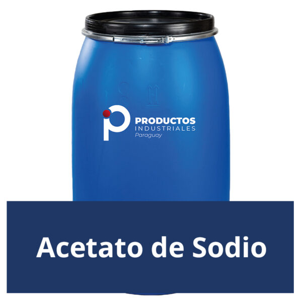 Venta de Acetato de sodio en Paraguay