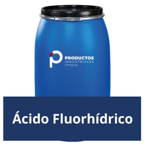 Venta de Ácido Fluorhídrico en Paraguay
