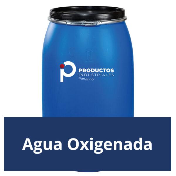 Venta de Agua Oxigenada en Paraguay