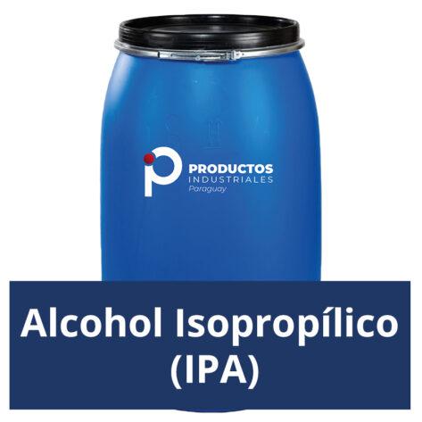 Venta de Alcohol Isopropílico (IPA) en Paraguay