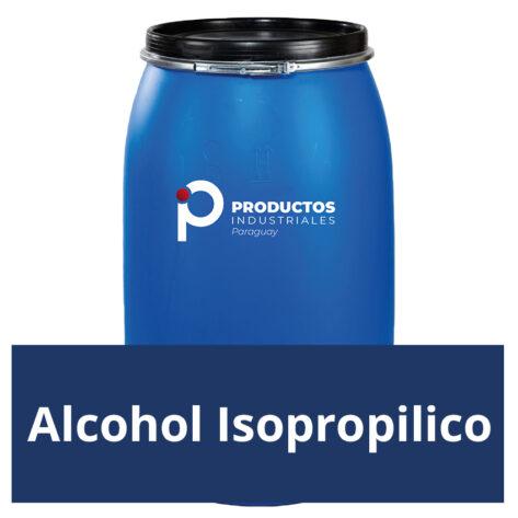 Venta de Alcohol Isopropilico en Paraguay