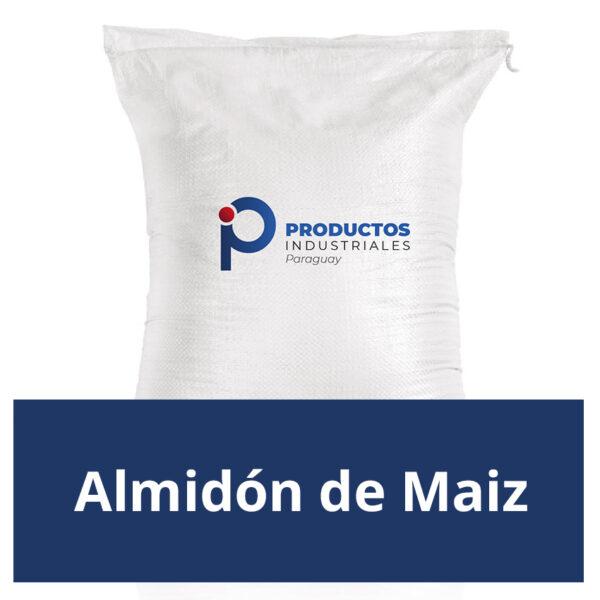 Venta de Almidón de maíz en Paraguay