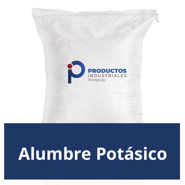 Venta de Alumbre Potásico en Paraguay