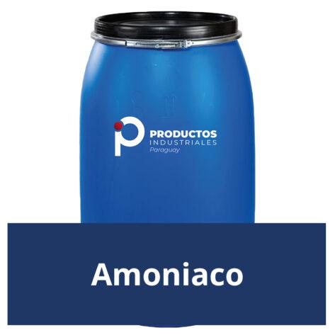 Venta de Amoniaco en Paraguay