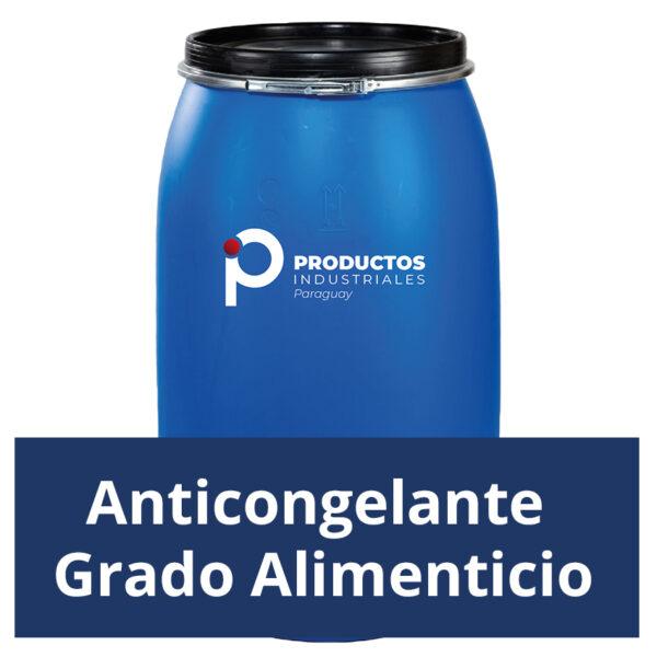 Venta de Anticongelante Grado Alimenticio en Paraguay
