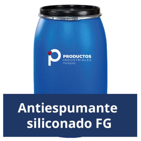 Venta de Antiespumante siliconado FG en Paraguay