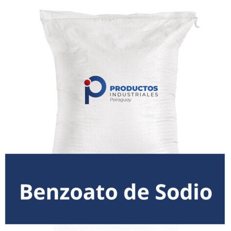 Venta de Benzoato de Sodio en Paraguay