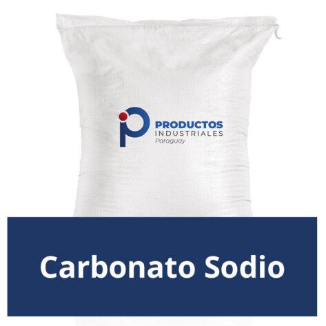 Venta de Carbonato Sodio en Paraguay
