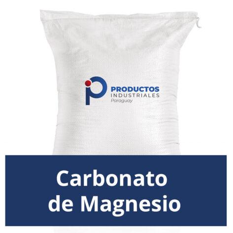 Venta de Carbonato de Magnesio en Paraguay