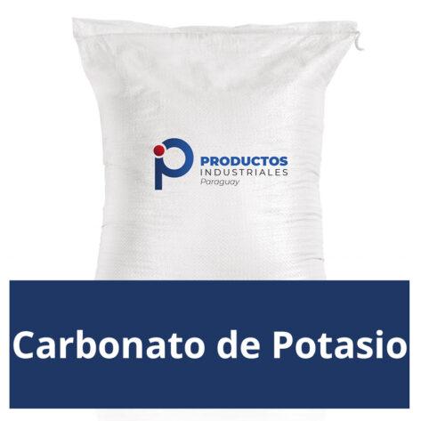 Venta de Carbonato de Potasio en Paraguay