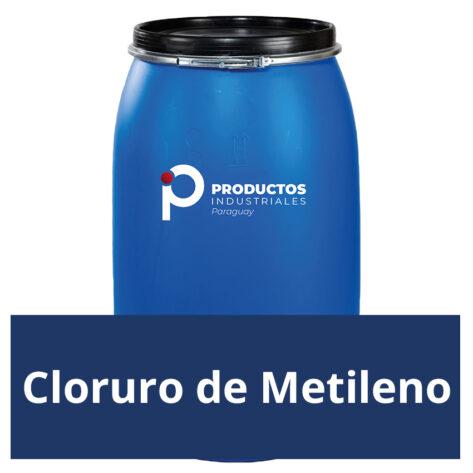 Venta de Cloruro de Metileno en Paraguay