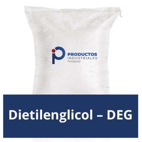 Venta de Dietilenglicol-DEG en Paraguay