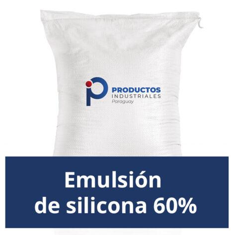Venta de Emulsión de silicona 60% en Paraguay
