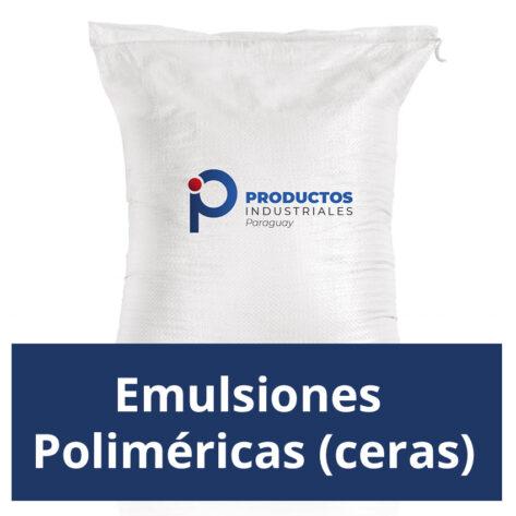 Venta de Emulsiones Poliméricas (ceras) en Paraguay