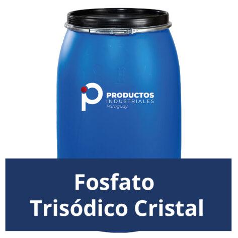Venta de Fosfato Trisódico Cristal en Paraguay