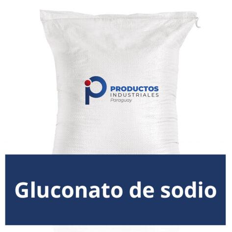 Venta de Gluconato de sodio en Paraguay