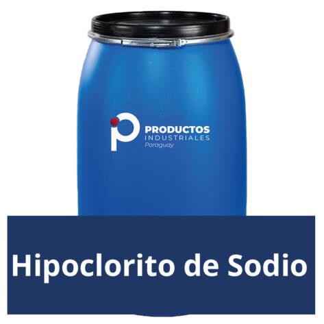 Venta de Hipoclorito de Sodio en Paraguay