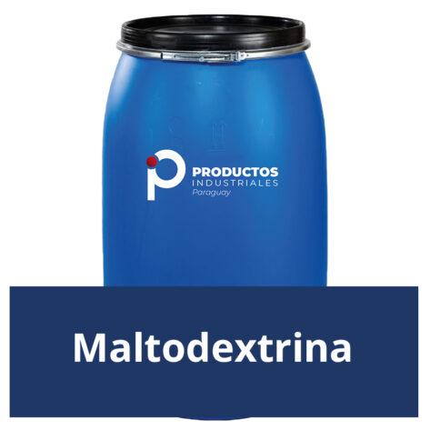 Venta de Maltodextrina en Paraguay