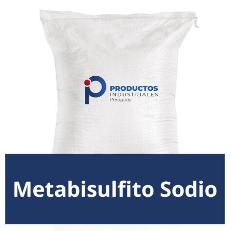 Venta de Metabisulfito Sodio en Paraguay