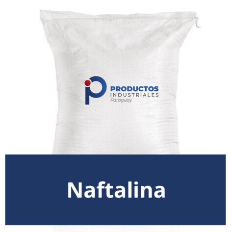 Venta de Naftalina en Paraguay