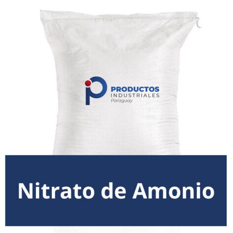 Venta de Nitrato de Sodio en Paraguay