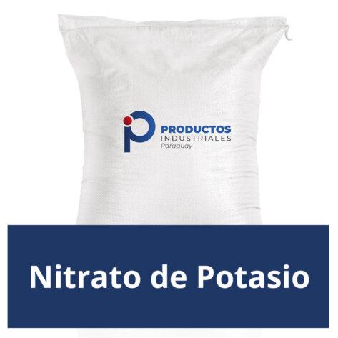Venta de Nitrato de Potasio en Paraguay
