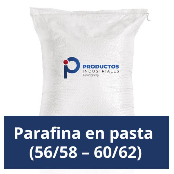 Venta de Parafina en pasta (56/58 60/62) en Paraguay