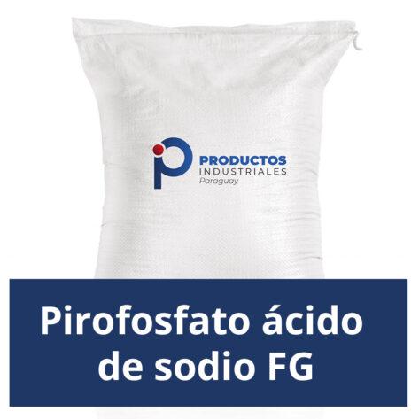 Venta de Pirofosfato ácido de sodio FG en Paraguay