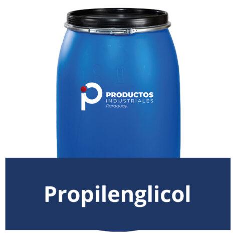 Venta de Propilenglicol en Paraguay