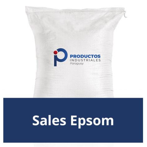 Venta de Sales Epsom en Paraguay