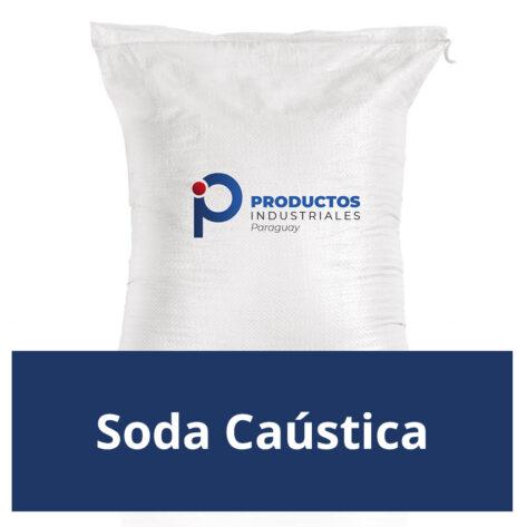 Venta de Soda Cáustica en Paraguay