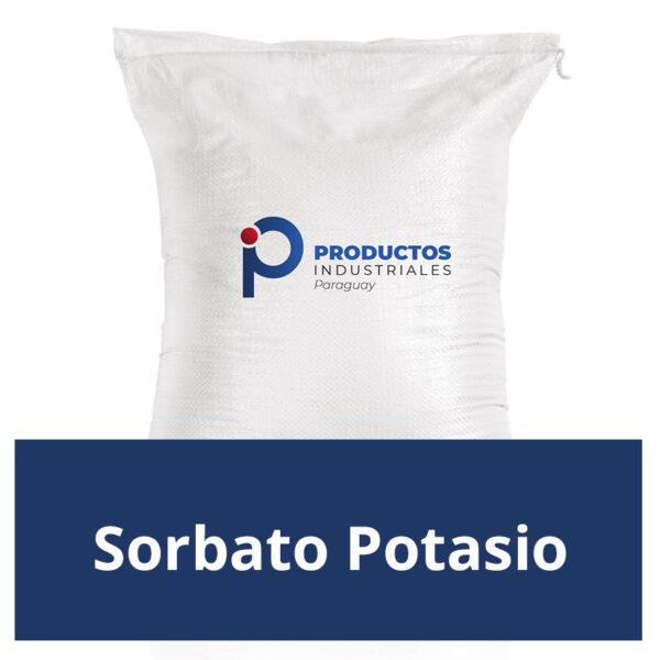 Venta de Sorbato Potasio en Paraguay
