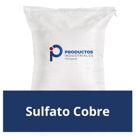 Venta de Sulfato Cobre en Paraguay