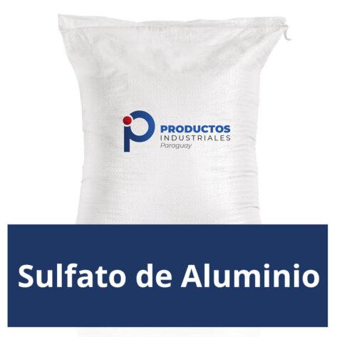 Venta de Sulfato de Aluminio en Paraguay