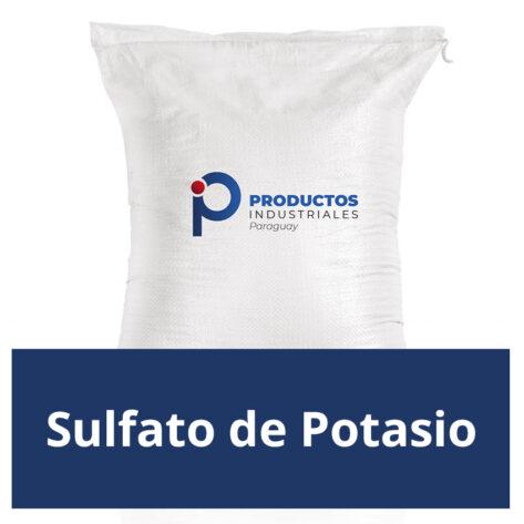 Venta de Sulfato de Potasio en Paraguay