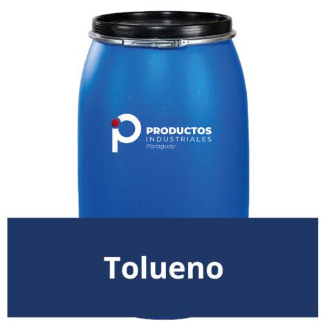 Venta de Tolueno en Paraguay