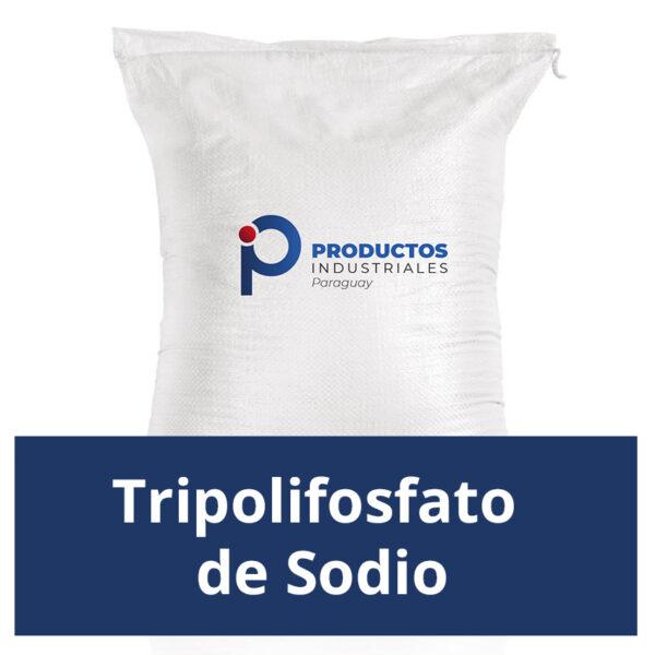 Venta de Tripolifosfato de sodio en Paraguay