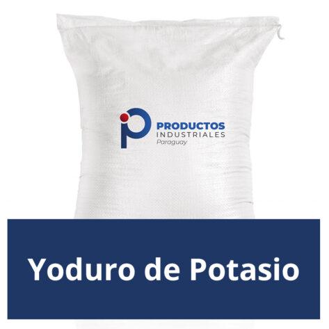 Venta de Yoduro de Potasio en Paraguay