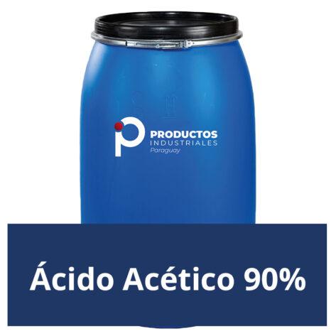 Venta de Ácido Acético 90% en Paraguay