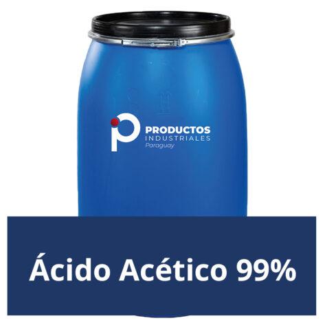 Venta de Ácido Acético 99% en Paraguay