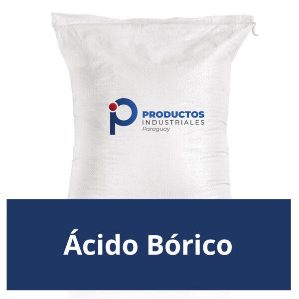 Venta de Ácido Bórico en Paraguay