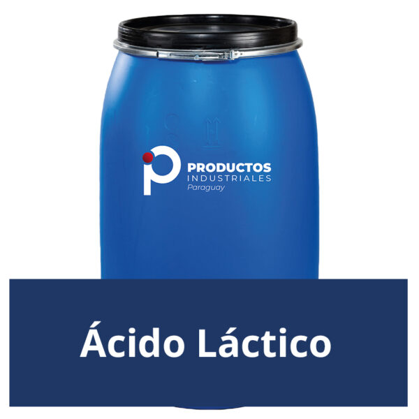 Venta de Ácido Láctico en Paraguay