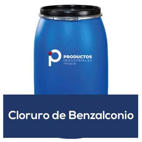cloruro de benzalconio